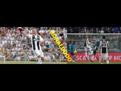 Verona vs Juventus 2 3  First Match Juventus Ronaldooo