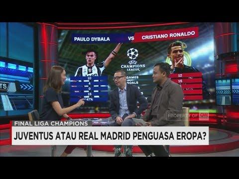 Final Liga Champions 2017 – Juventus Atau Real Madrid?