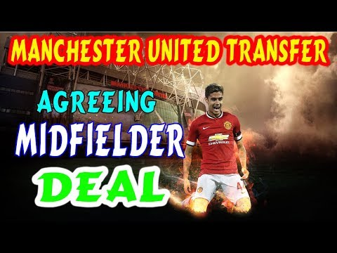 MANCHESTER UNITED CLOSE TO AGREEING MIDFIELDER DEAL WITH LA LIGA SIDE | Transfer News Now