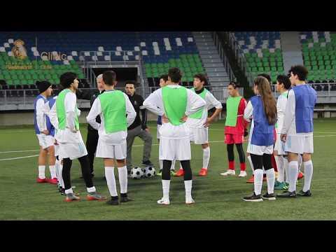 Clinic Fútbol Fundación Real Madrid – Puerto Montt 2018