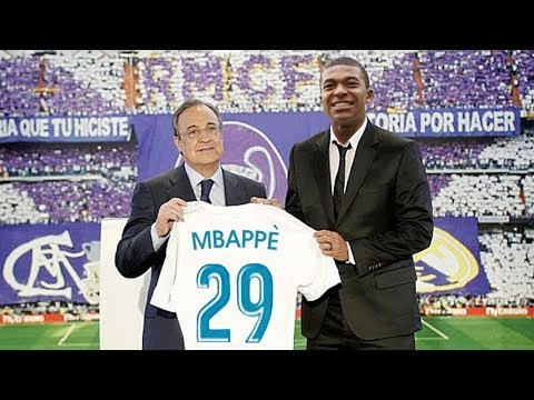 MBAPPE in REAL MADRID €180M? – Most Expensive Real Madrid Signings all-time