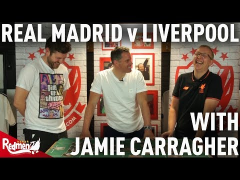 REAL MADRID VS LIVERPOOL | MATCH PREVIEW with Jamie Carragher