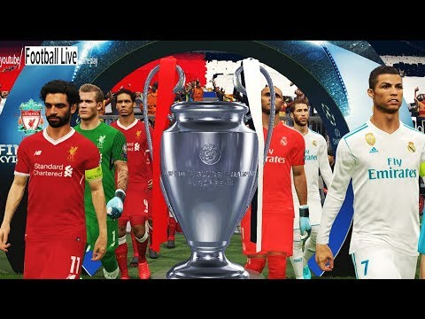 PES 2018 | Final UEFA Champions League | Real Madrid vs Liverpool FC | Gameplay PC