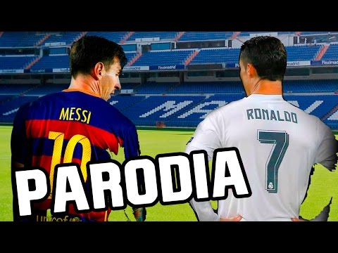 Canción Real Madrid vs Barcelona 0-4 (Parodia Picky – Joey Montana)