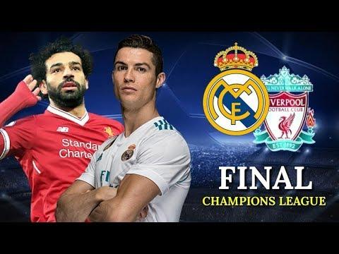 REAL MADRID 3 x 1 LIVERPOOL   FINAL DA CHAMPIONS LEAGUE 2018