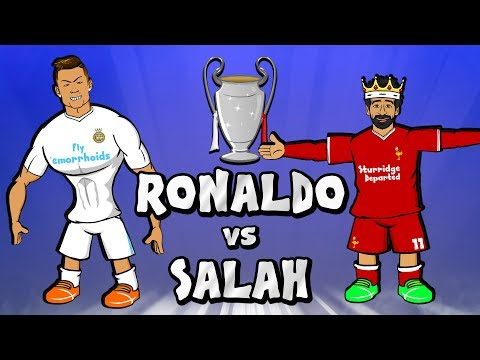 💪🏼RONALDO vs SALAH👑 I Just Can't Wait To Be Champion! (Real Madrid vs Liverpool UCL Final 2018)
