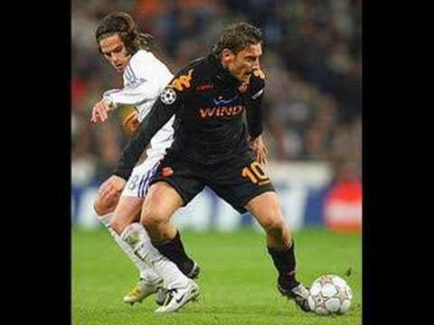 Real-Roma 1-2 + gol di Carlo Zampa