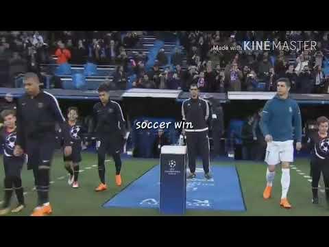 Real Madrid vs PSG   (3)-(1)