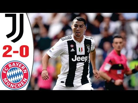 Juventus vs Bayern Munich – Juventus vs Real Madrid 2-0 All Goals & Highlights 26-7-2018