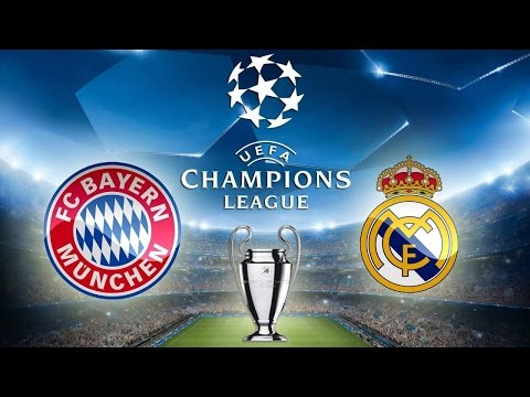 Real Madrid vs Bayern Munich  19/04, Tứ Kết C1