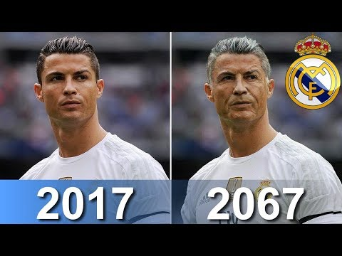 Real Madrid Players after 50 Years ft. Ronaldo, Bale, Navas, Ramos, Modric, Isco, Benzema…