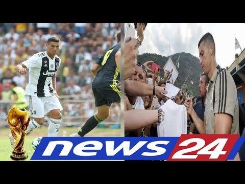 Cristiano Ronaldo LIVE stream: How to watch debut in Chievo vs Juventus?