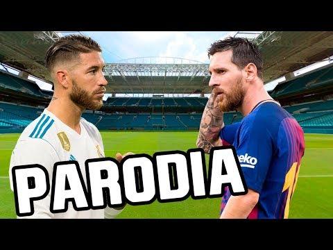 Canción Barcelona – Real Madrid 3-2 (Parodia Mi Gente – J. Balvin, Willy William) 2017
