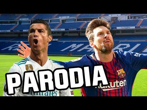 Canción Real Madrid vs Barcelona 0-3 (Parodia Sensualidad – Bad Bunny X Prince Royce X J Balvin)