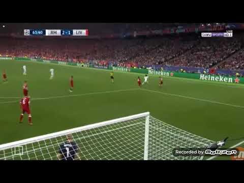 Real Madrid 3-1Liverpool (ozeti/goller/skilles)