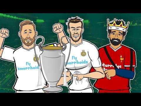 UCL Final! Real Madrid 3 – 1 Liverpool ► 📺 GOGGLE IN THE BOX 📺 442oons ft Salah, Ramos + Bale!
