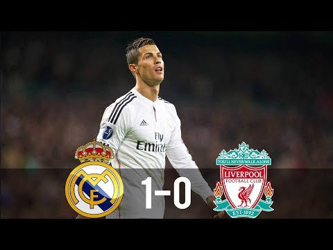 Real Madrid vs Liverpool 1-0 – All Goals & Extended Highlights – UCL 04/11/2014 HD