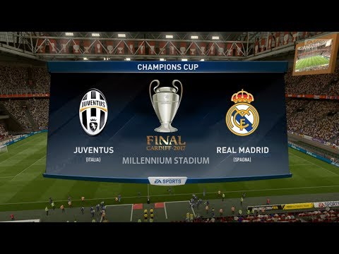 JUVENTUS VS REAL MADRID |CHAMPIONS LEAGUE FINAL 2017| 3.06.2017 – FIFA 17 Predicts – Pirelli7