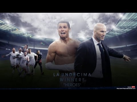 Real Madrid | La Undecima | 2015/16 | Zidane Era