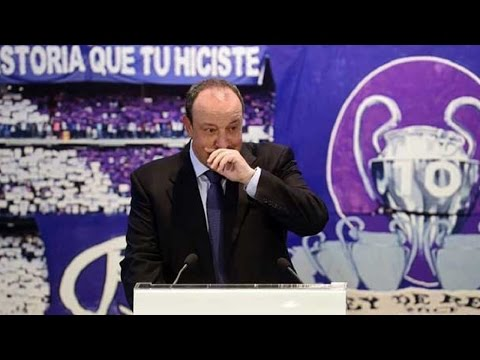 Presentacion Rafa Benitez  – Real Madrid | 03/06/2015