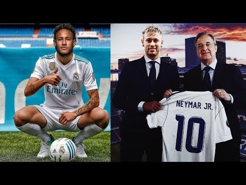 5 Things That Will Happen If NEYMAR Joins REAL MADRID – TRANSFER NEWS