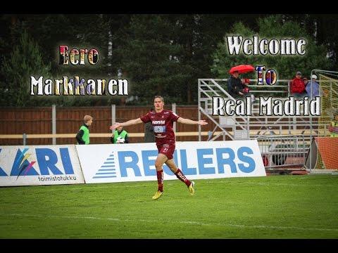 Eero Markkanen ▶ Welcome To Real Madrid