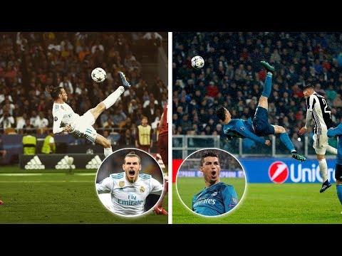 Gol Salto Gareth Bale vs Ronaldo  – Siapa Yg Paling Keren?