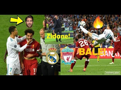 CRAZY REACTIONS TO REAL MADRID VS LIVERPOOL 3-1 CHAMPIONS LEAGUE FINAL 2018 FT. BALE