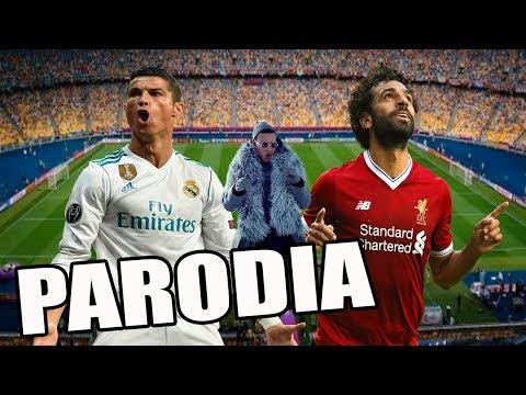 Daddy Yankee – Hielo PARODIA (Canción Real Madrid vs Liverpool)