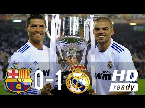 Barcelona vs Real Madrid 0-1 HD All Goals & Highlights (20/04/2011)