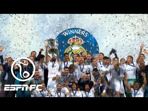 Real Madrid beats Liverpool 3-1 in Champions League final | ESPN FC