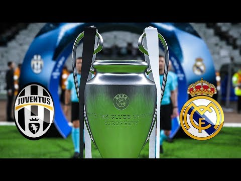 UEFA Champions League Final | Real Madrid vs Juventus – PES 2017 HD 1080P