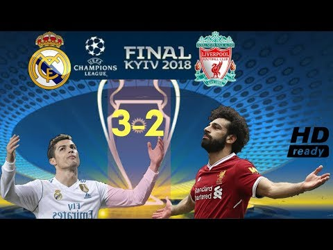 Real Madrid vs Liverpool ¦3-2️¦ Full match | Champions League FINAL 2017/18