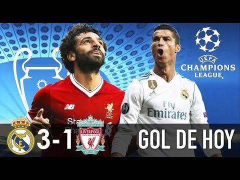 Real Madrid vs Liverpool I Final Champions League 2018 I Real vs Liverpool Kiev 2018