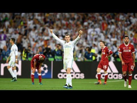 Real Madrid vs Liverpool 🙃