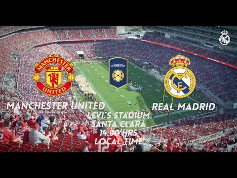 Real Madrid 1-1 Manchester United (1-2) | All Goals & Highlights | Levi's Stadium ICC