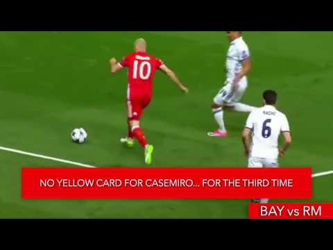 Bayern VS Madrid – ALL BAD REFEREE CALLS ANALYSIS 2nd Leg (UEFADRID)