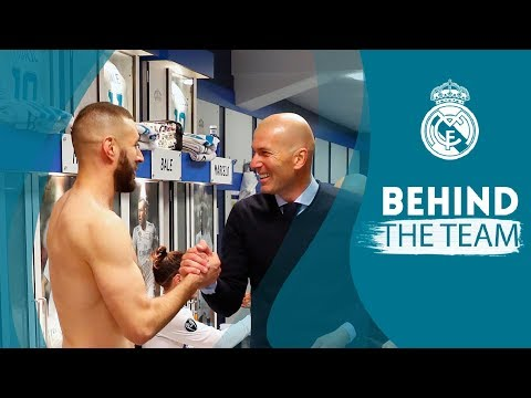 EXCLUSIVE | Inside the dressing room and pitch celebrations: Real Madrid 2 – 2 Bayern Munich