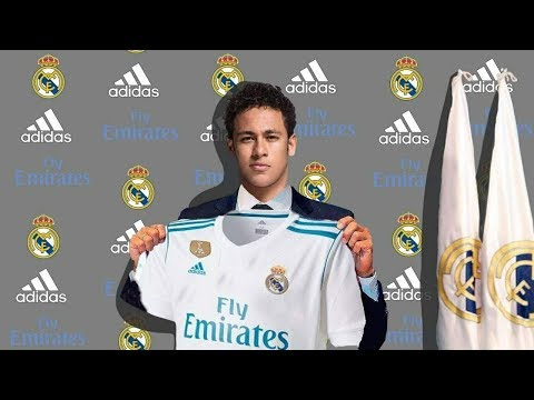NEYMAR LLEGA AL REAL MADRID? Confirmed winter transfers 2018. Neymar,Salah,Griezmann,Cristiano..