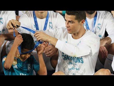 Cristiano cute Moments – Full Celebration Club World Cup Final | Real Madrid 1-0 Gremio