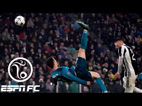 Real Madrid beats Juventus 3-0 in Champions League behind two Cristiano Ronaldo goals | ESPN FC