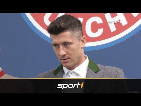 Neues Indiz für Abschied von Lewandowski beim FC Bayern | SPORT1 – TRANSFERMARKT