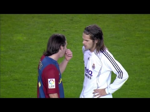 Messi hat-trick El Clasico ● Barcelona vs Real Madrid 3-3 | 10/03/2007