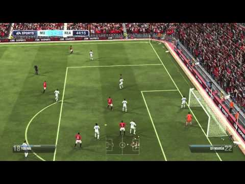 FIFA 13 Gameplay – Real Madrid vs. Manchester United (Full Game + Launch Impressions)