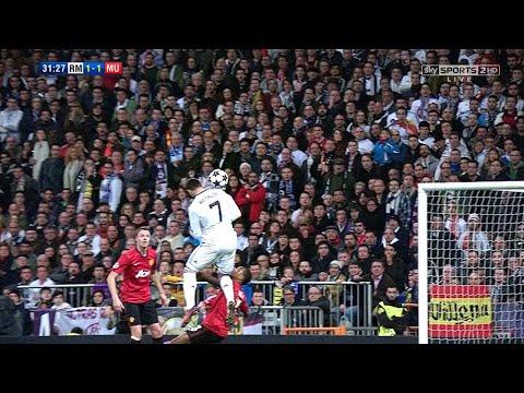 Cristiano Ronaldo vs Manchester United HD 720p Home 12-13