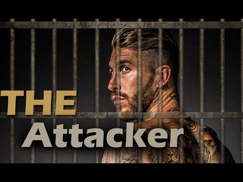 Sergio Ramos The Attacker ● Attack on players and Fights ● Bad boy