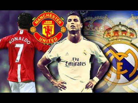 Las Mejores Jugadas Y Goles || CRISTIANO RONALDO || Manchester United a Real Madrid