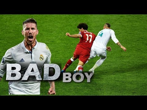 Sergio Ramos Bad Boy – Dirty Player ● Crazy & Disrespectful Moments ● New