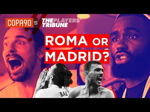 How Real Madrid vs Roma Turned A Basketball Star Into A Soccer Fan