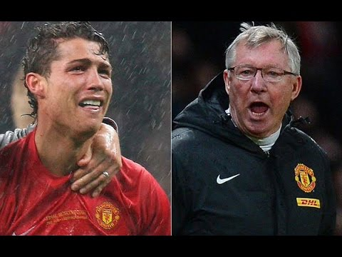 Cristiano Ronaldo .. Last match for Manchester United full of Emotion
